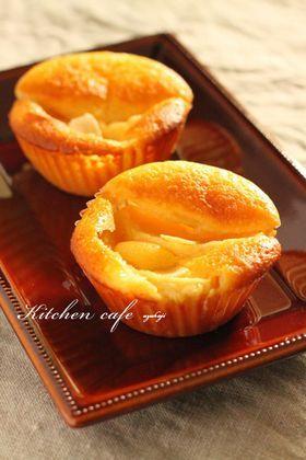 「アップルヨーグルトケーキ」uzukaji | お菓子・パンのレシピや作り方【corecle*コレクル】