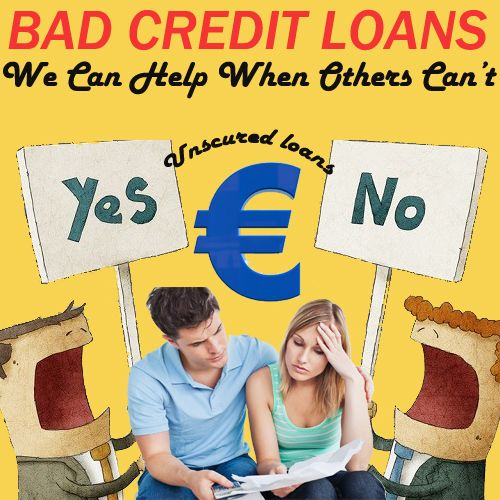 When Should You Consider Taking Out Bad Credit Loans No Credit Loans Loans For Bad Credit Bad Credit