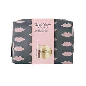 Tanya Burr 'Sealed With A Kiss' Cosmetic Bag Set