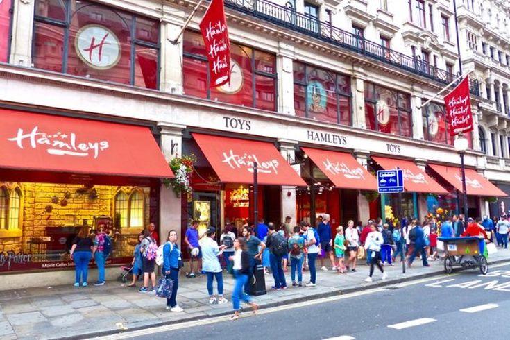 #Hamleys #enfants #shopping #jouets #jouet #magasin #magasinlondres #magasinjouet #bonsplanslondres #bonsplans #londres