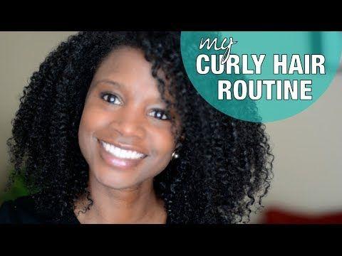 ▶ My CURLY HAIR routine: the L̶O̶C̶ LOG method! updated wash n go tutorial | LHDC-TV - YouTube