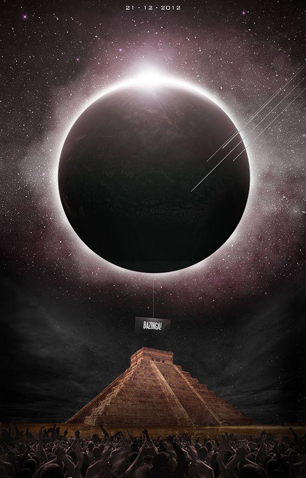 Maya Prophecy - Bazinga! on Behance