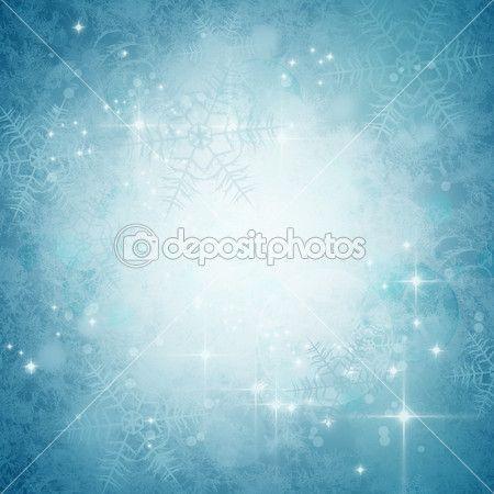 Зимний праздничный Рождественский фон — Стоковое изображение #11196955
