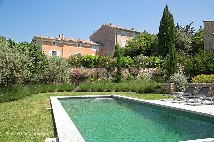 Genévrier, a luxury Villa rental, Crillon-le-Brave, Provence, France.
