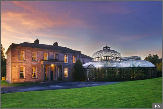 Kilshane House, Tipperary.   Our wedding venue, most excellent.