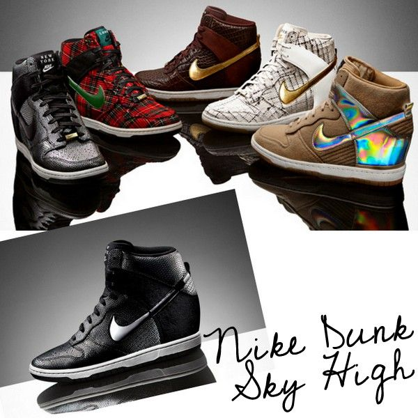 271e3b4789c ... Nike Disco Ball Dunk Sky High. WANT! My Style Pinterest Nike