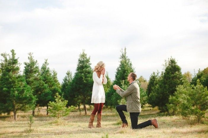 HowHeAsked – Marriage Proposal Ideas Say Yule Be Mine with 16 Amazing Christmas Proposal Ideas