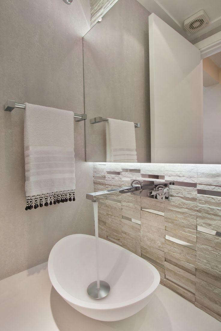 Banheiros - Ana Lúcia Salama   Arquitetura e Interiores