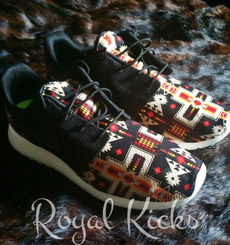 Nike Tribal Shoes