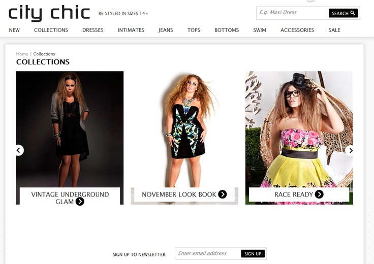 City Chic Collections