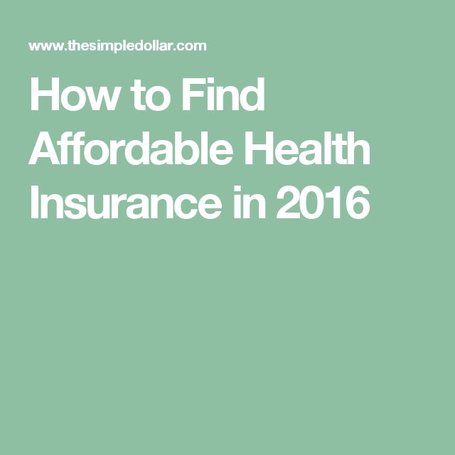affordable health insurance utah