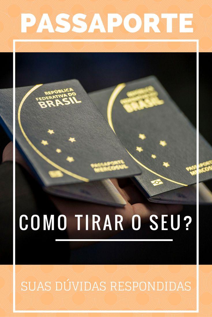 Saiba tudo sobre como tirar passaporte ou renovar passaporte brasileiro. Como e onde agendar, quais documentos necessários e outras perguntas e respostas.