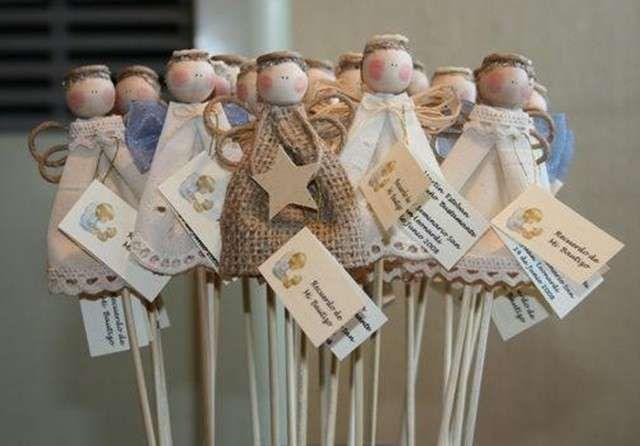Primera Comunión: ideas regalos invitados - Ideas detalles para regalar Primera Comunión