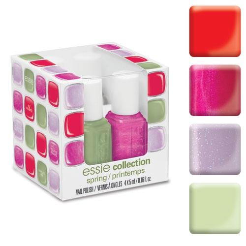 Essie Spring Mini Collection 2012 4x5ml