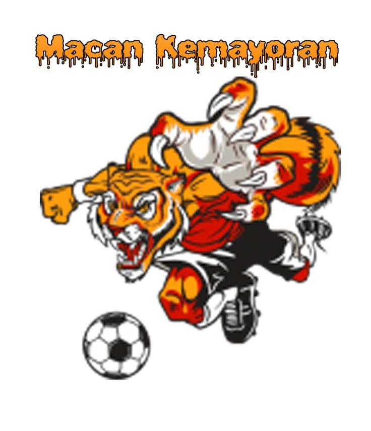 Animasi Persija Jakarta - Macan Kemayoran.