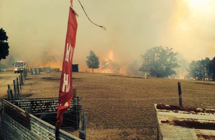 Adelaide Hills bushfire: How disaster struck on Adelaide's doorstep #SAfires