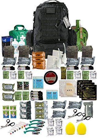 Active Shooter Response Kit - info on certain bandages here