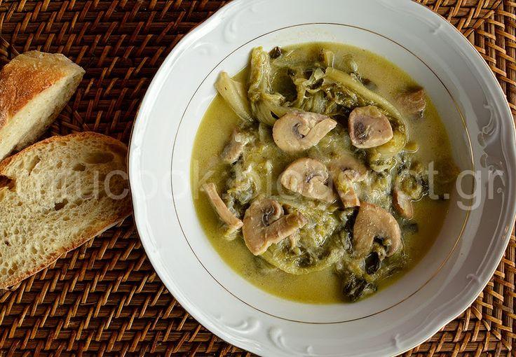 Γευστικές απολαύσεις από σπίτι: Μανιτάρια φρικασέ