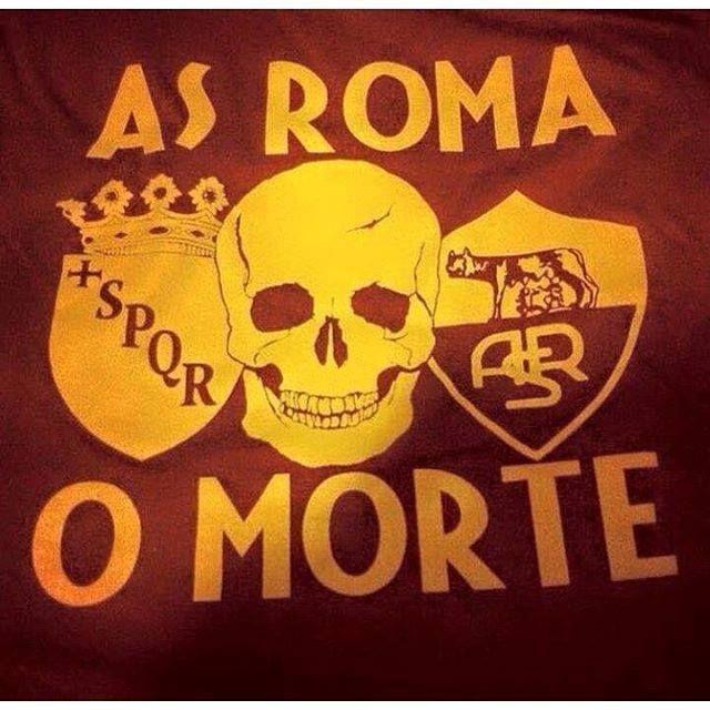 AS Roma o Morte