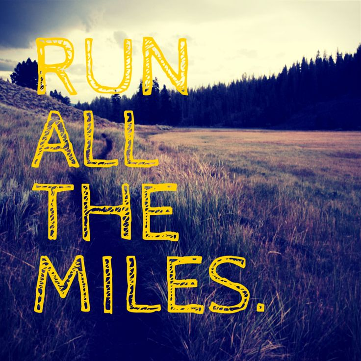 Run All The Miles. Tips for running a half marathon that you can't miss. #running #fitness