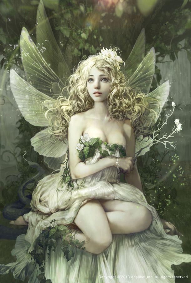 Jaded Vintage Fairy #faetastic                                                                                                                                                                                 More