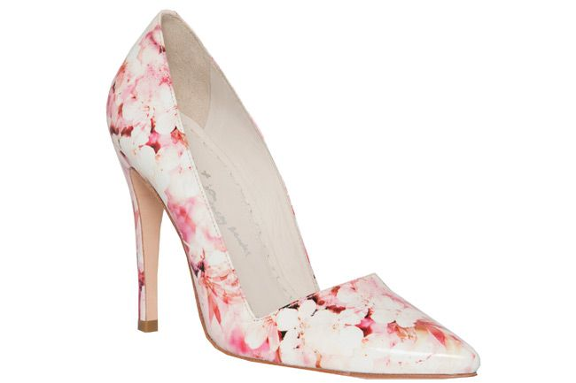 Pretty Alice and Olivia heels for prom
