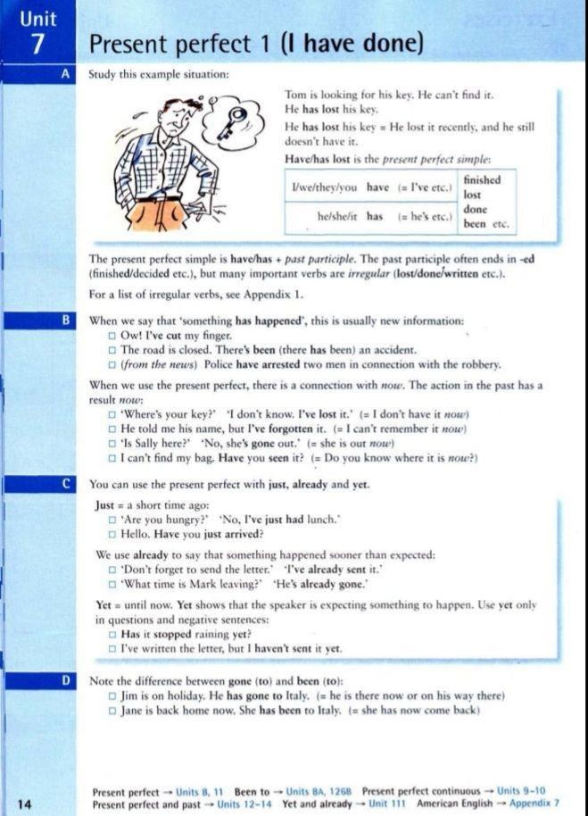 Unit 7 Con Imagenes Libro Ingles Conversaciones En Ingles
