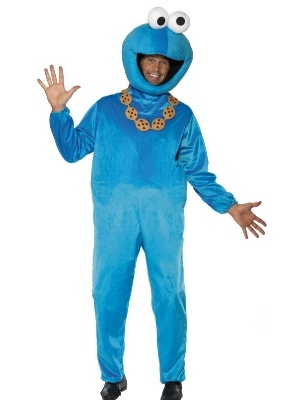 Cookie Monster Costume  Misc/Humourous   Party Superstores