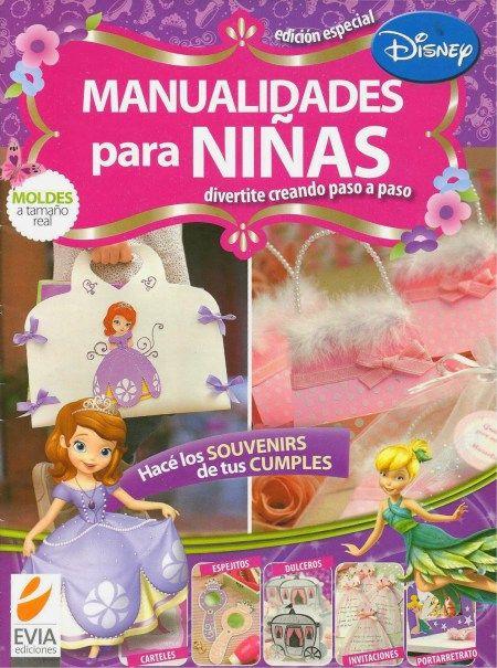 Revista de manualidades para niñas
