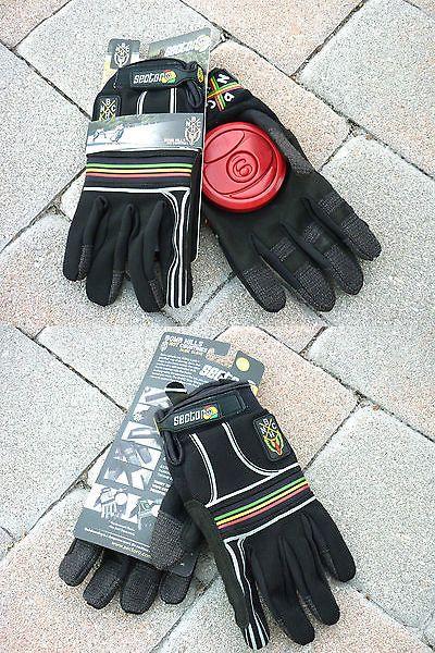 Wheels 165946: *New* Sector 9 Rasta Bhnc Slide Gloves Longboard Skateboard Small Medium S M -> BUY IT NOW ONLY: $34.99 on eBay!