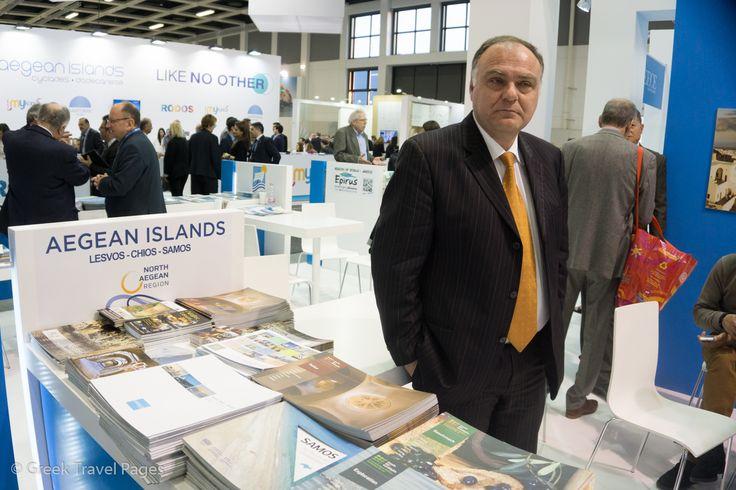 ITB 2016: Greek Island Officials Hope EU and Turkey Reach a Deal on Refugee Crisis