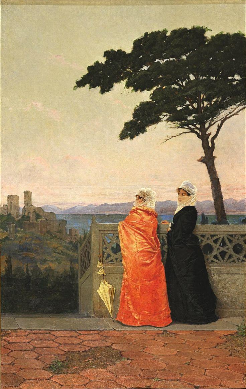 Osman Hamdi Bey... | Kai Fine Art