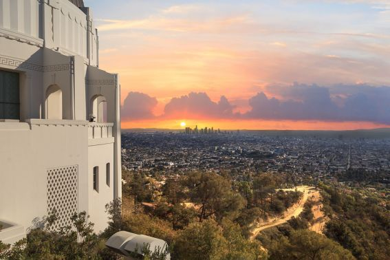 Explore this guide to Griffith Park with Kids featuring tips on visiting the LA Zoo, Observatory, Autry National Center, Travel Town, hiking options, & more