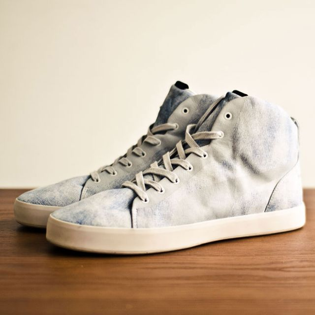 #Puma by Hussein Chalayan Urban Glide Mid Leather #Sneakers #Zapatillas