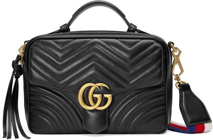 bfa9c70e668f GG Marmont small shoulder bag#Gucci #ShopStyle #MyShopStyle click link to  see more
