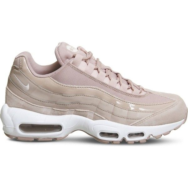 nike air max 95 leather trainers