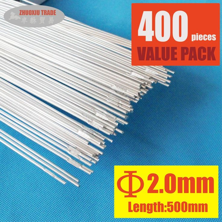 ==> [Free Shipping] Buy Best Pack of 400 Aluminum TIG Welding Rod/Aluminum Electrodes(AR-2-400) Online with LOWEST Price | 32811749538