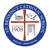 St. Benedict Catholic School, Seattle - Logo