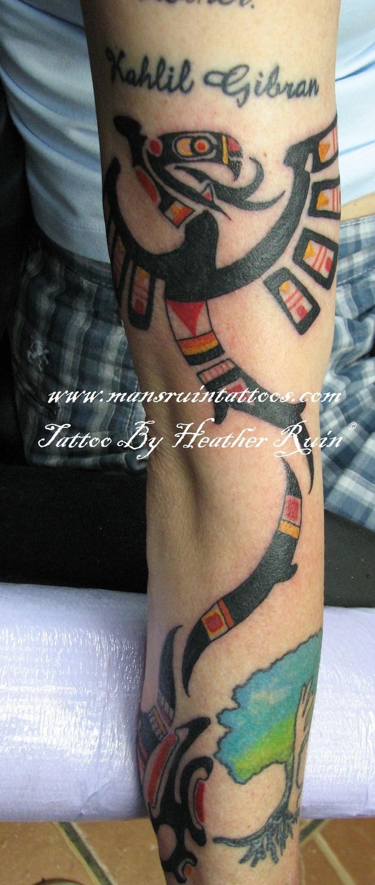 57 best haida tattoos images on pinterest haida tattoo for Best tattoo artist in asheville nc