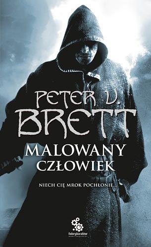 Malowany Czlowiek Volume 2. Polish translation of The Warded Man