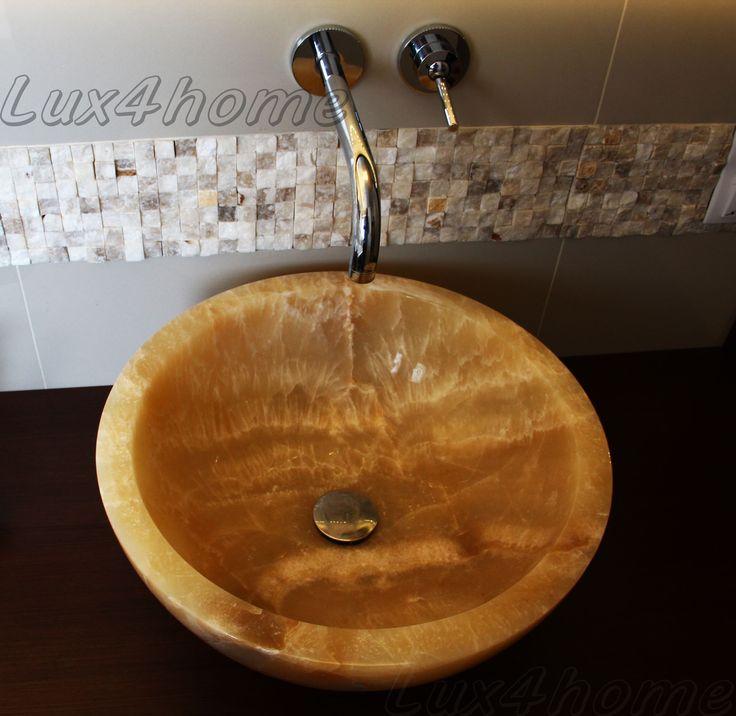Lux4home™ - Umywalka onyx. Onyx Sink Gemma 501.