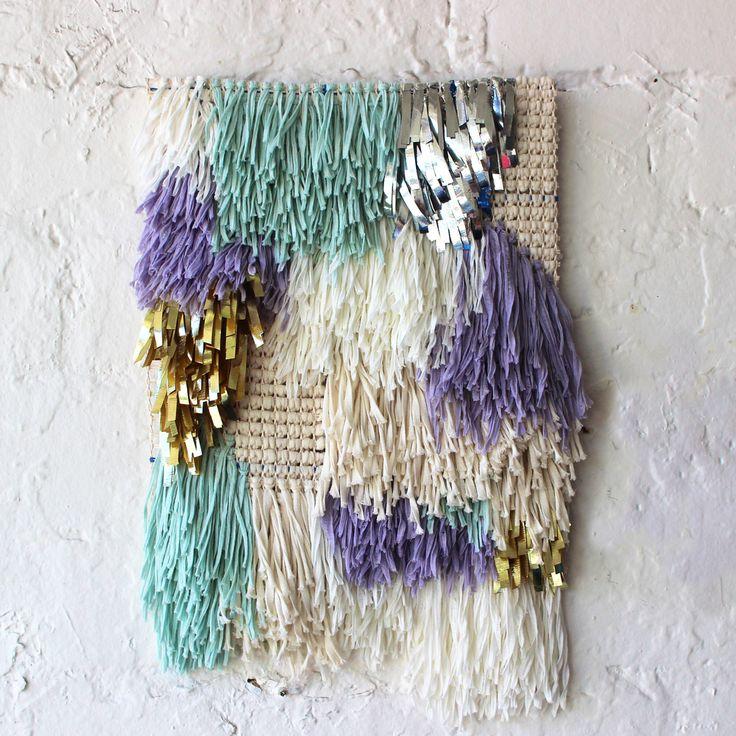 "Harvest Textiles — ""FRINGED BENEFITS"" with RACHEL WOOD"