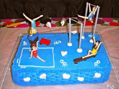 gateaux en forme de sports gateau gym   Etonnants gateaux en forme de sports   sport ski skate ring peche gâteau football foot catch boxe