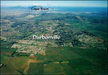 Kelli grew up and still lives in Durbanville- your typical suburban neighbourhood