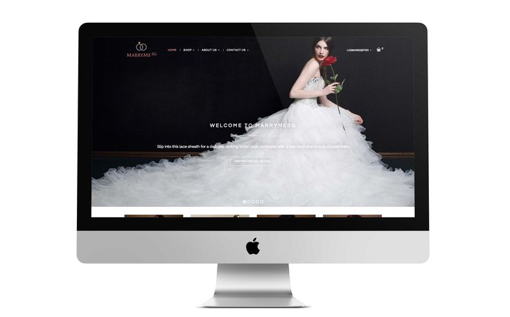 Website Design - Slider