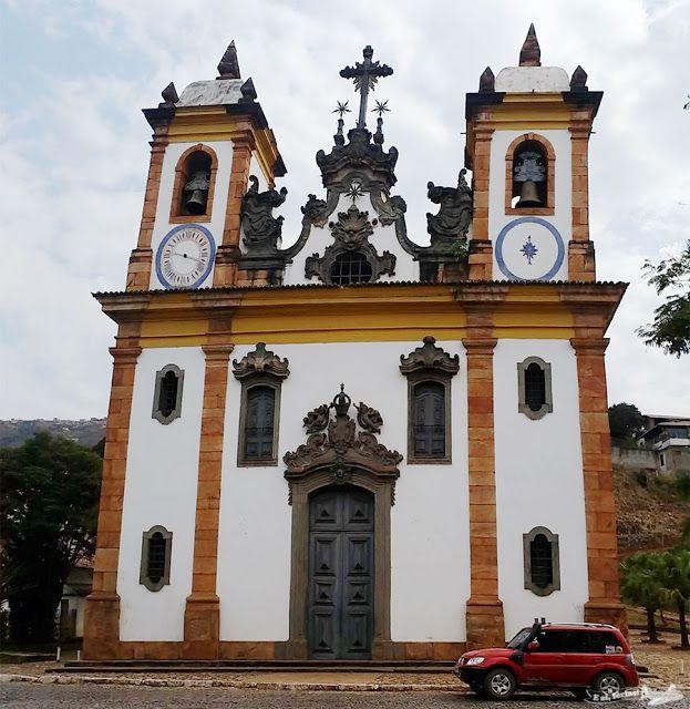 Estrada Real - Caminho Sabarabuçu - Sabará