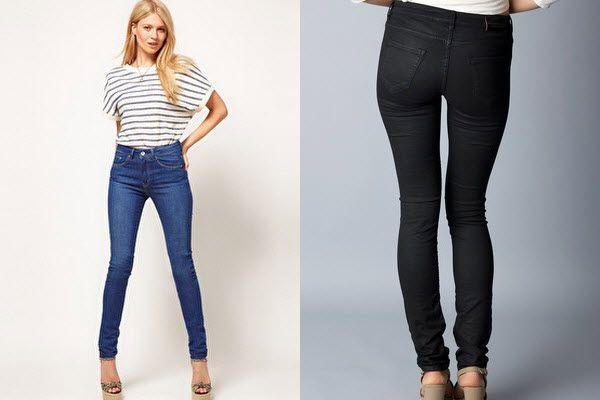 Картинки по запросу осенние женские джинсы 2016
