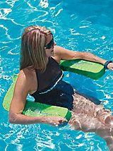 Aqua Swing - Pool Sling Chair - Floating Chair   Solutions