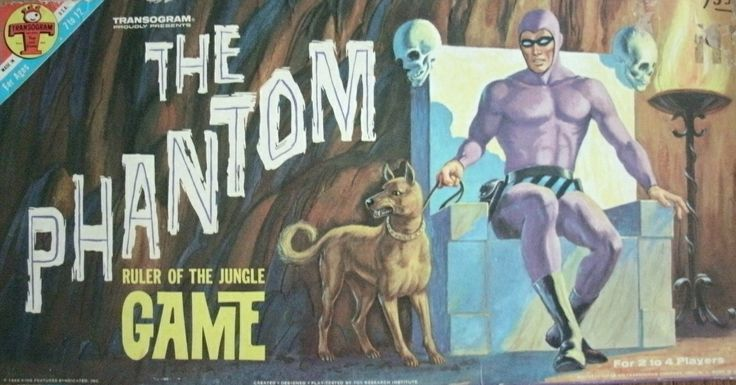 The phantom Game