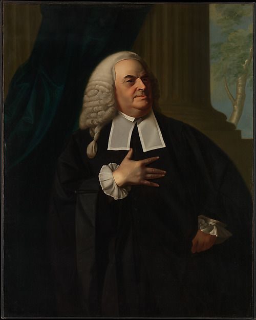Richard Dana (1700–1772) was a justice of the province of Massachusetts and a leading figure of the Boston bar. During the early stages of the Revolution, the city depended on his sage legal advice. He was a member of the committee that investigated the Boston Massacre in 1770, at about the same time he posed for Copley